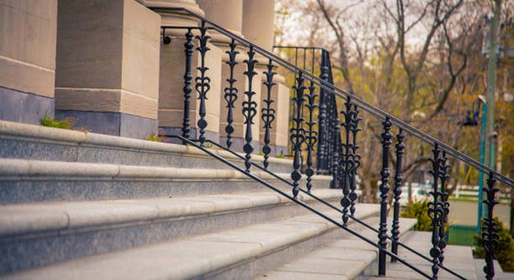 8 Ideas for Iron Stair Railings that will Elevate Your Home Design