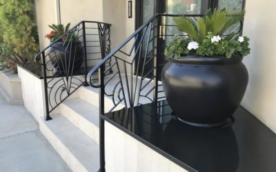 Advantages of Installing Wrought Iron in Your Property